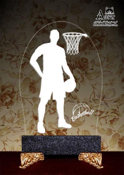 چراغ خواب طرح بسکتبالیست