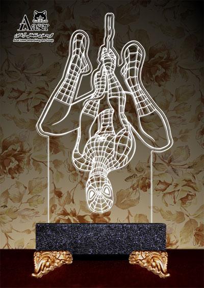 چراغ خواب بالبینگ مرد عنکبوتی