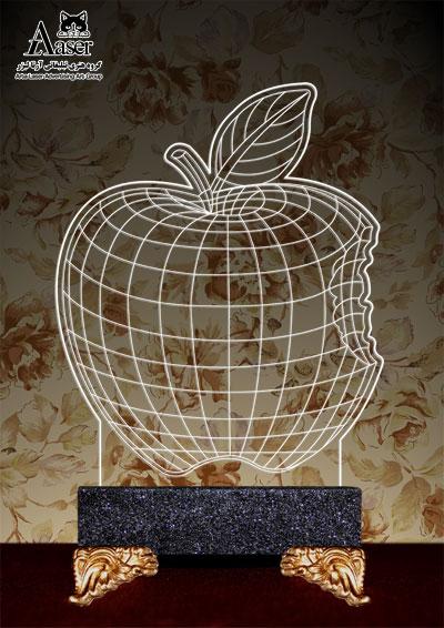 چراغ خواب طرح Apple