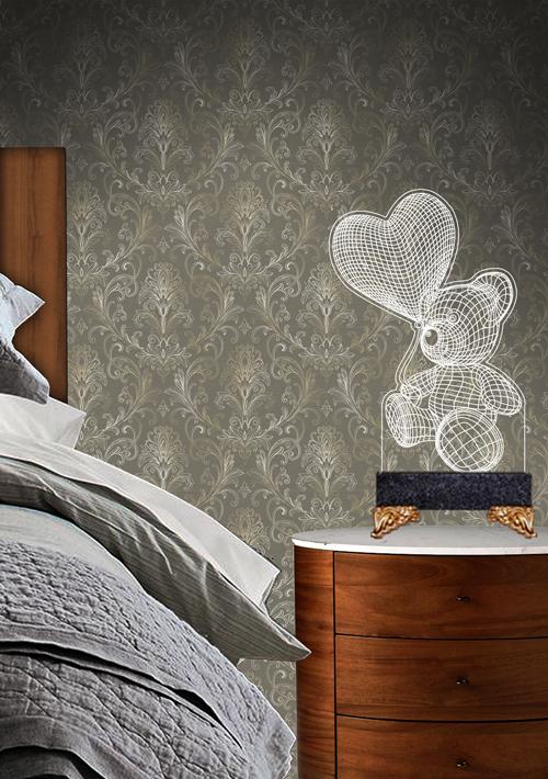 چراغ خواب خرس تدی ۲