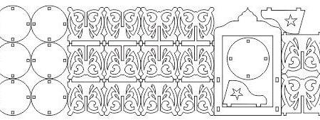 7سین طرح سنتی دلبر