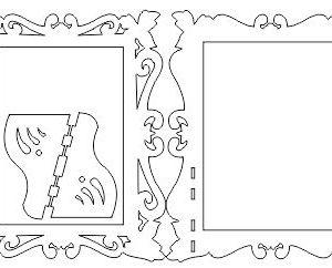 آینه هفت سین برگ