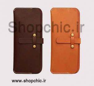 طرح برش لیزر کیف موبایل شماره ۳