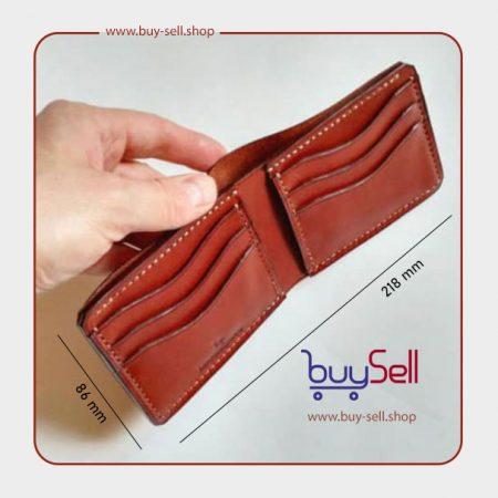 bifold wallet template