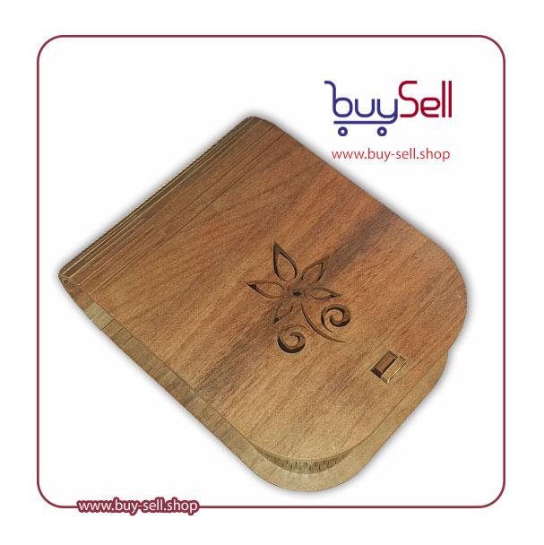 وکتور جعبه چوبی کادویی