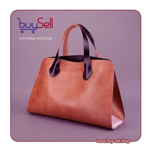 الگوی کیف چرم زنانه