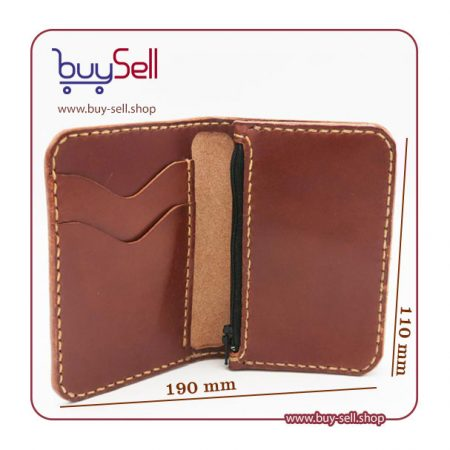 leather card holder pattern