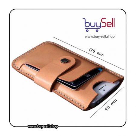 الگوی کیف چرمی موبایل مدل سامسونگ J6+