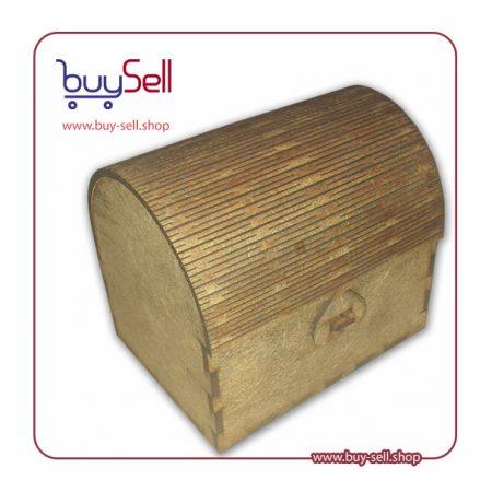فایل کورل صندوقچه چوبی کوچک