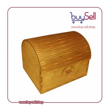 وکتور صندوقچه چوبی فانتزی
